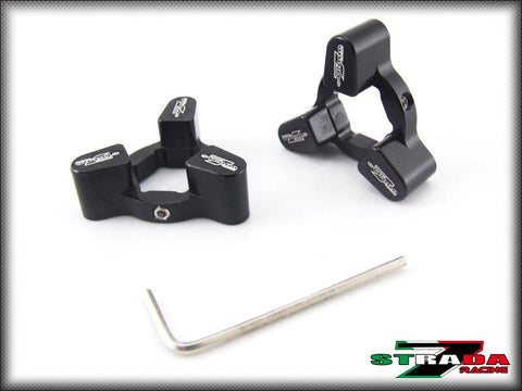 Strada 7 Racing Fork Preload Adjuster for Triumph Motorcycles