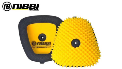 NIBBI Foam Air Filter For Yamaha YZ250F WR450F YZ450F YZ450FX Motocross
