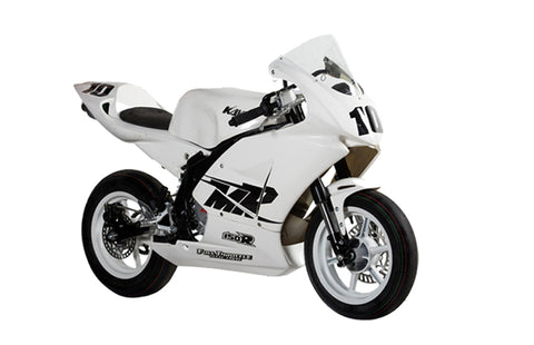 Kayo MR150 MiniGP Bike- SPECIAL EDITION MISANO MOTO BUILD 2020