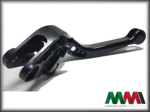Short Folding CNC Motorcycle Brake and Clutch Levers
