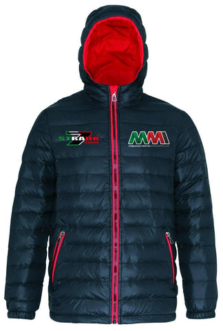 Strada 7 Racing Padded Jacket- Official TEAMWEAR