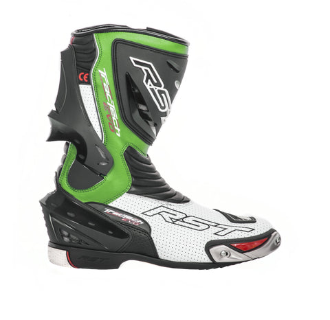 RST TRACTECH EVO CE SPORT BOOTS GREEN