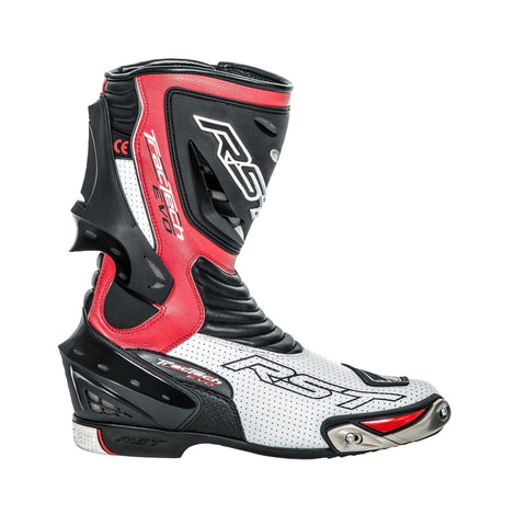 RST TRACTECH EVO CE SPORT BOOTS RED