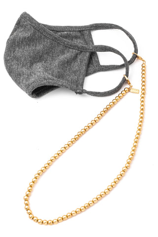 Ball Chain Mask Chain