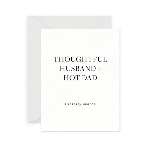 Thoughtful Husband