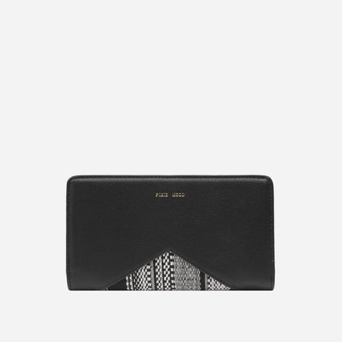 Sophie Wallet - Black and White