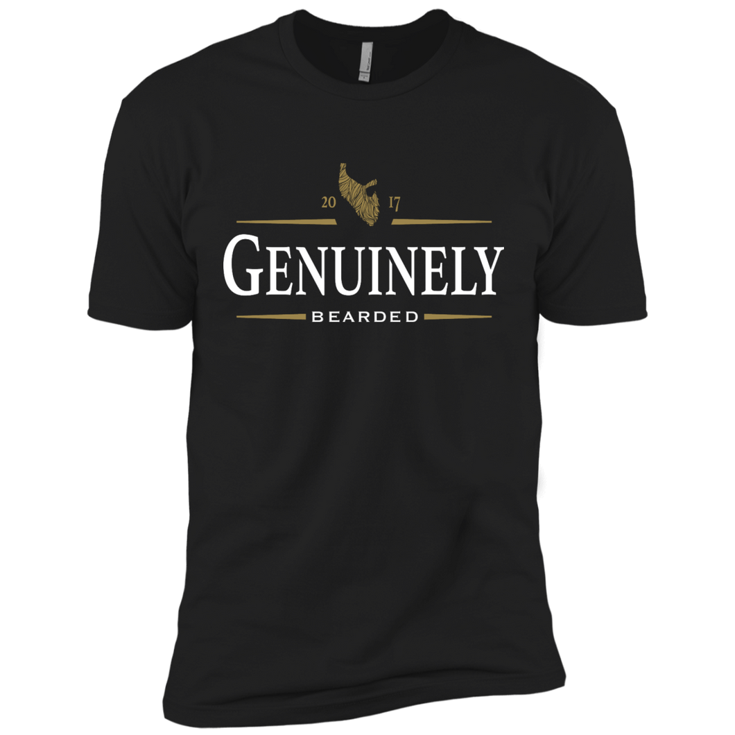 Beard Threads: Beard Shirts - Genuinely Bearded