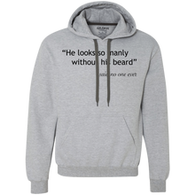 Beard Threads: Beard Shirts - Manlier Without A Beard