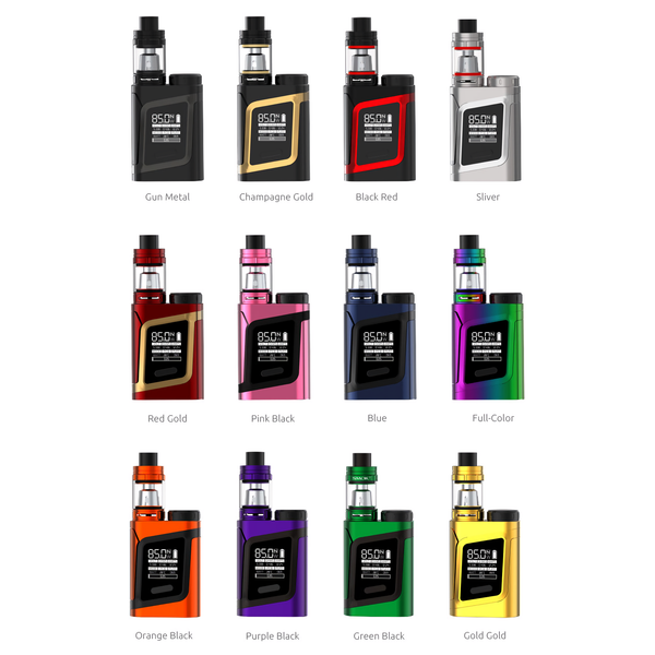 Smok AL85 Kit Colors