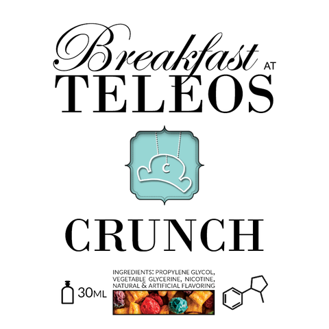 Breakfast At Teleos Crunch eJuice
