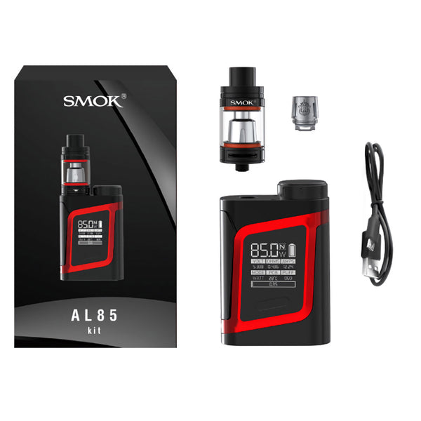 Smok AL85 Box Contents