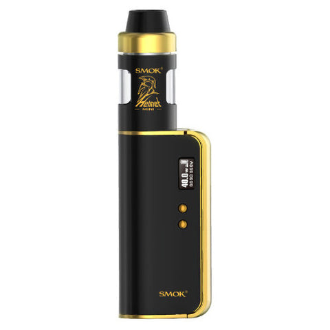 Smok OSUB 40W Kit with Helmet Mini Tank side view