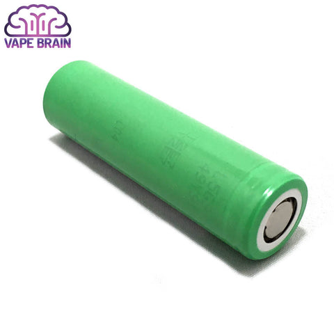 Samsung 25R 2500mAh 18650 Battery - Flat Top