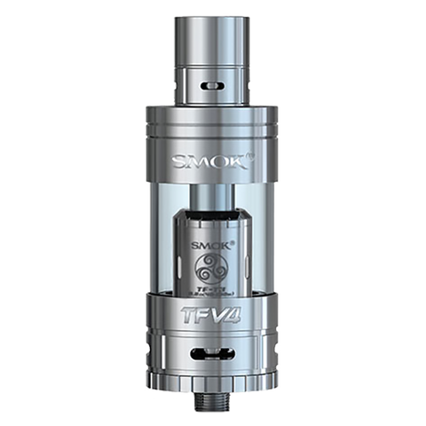LIT TFV4 Tank By Smok Closeup