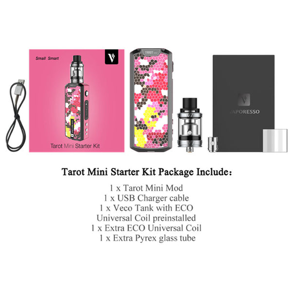 Vaporesso Tarot Mini 80W Kit with Veco Tank