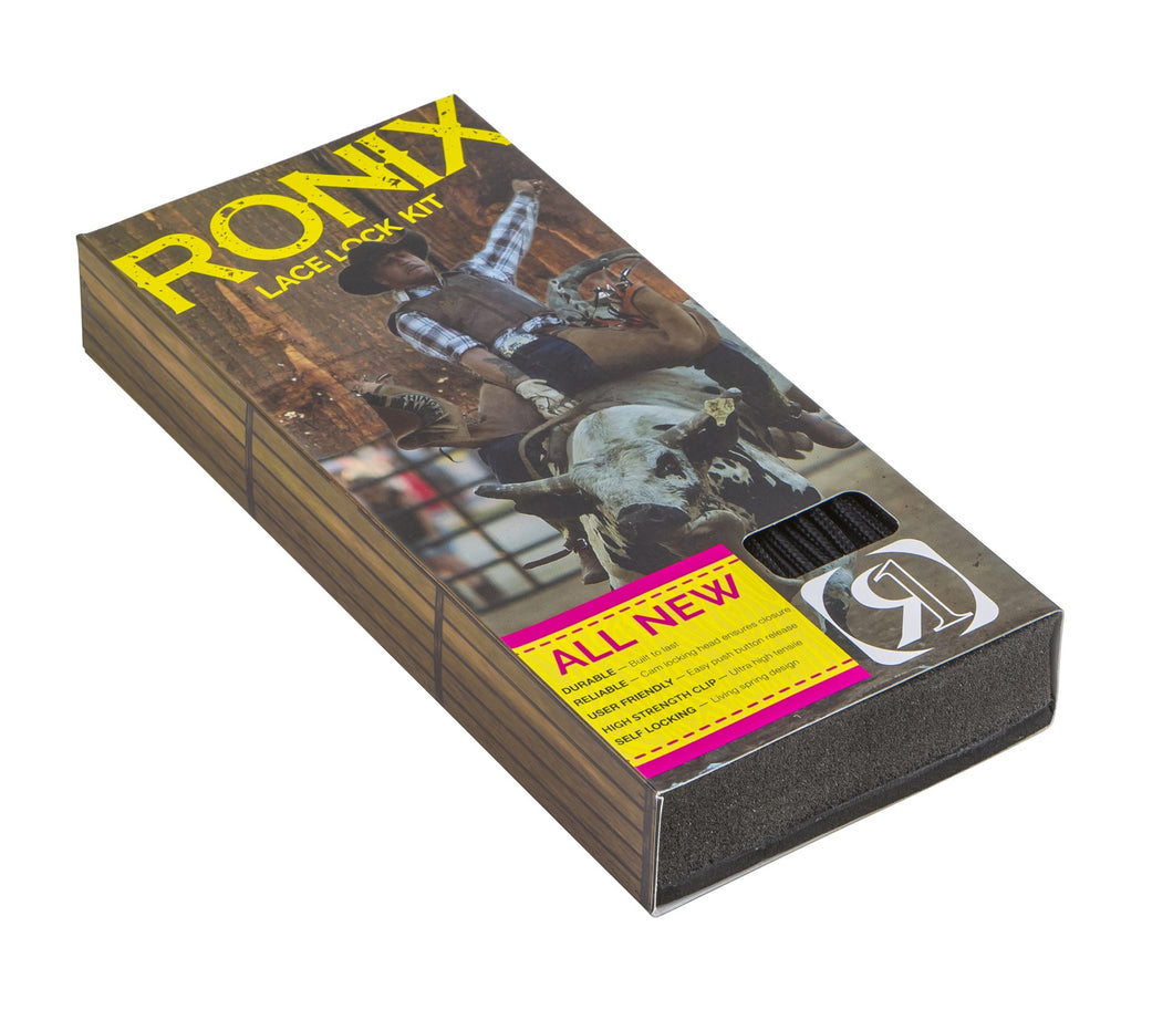 RONIX Kit Lacets
