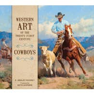Western Art of the 21st Century-Cowboys