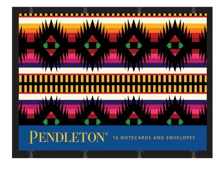 Pendleton Note Cards
