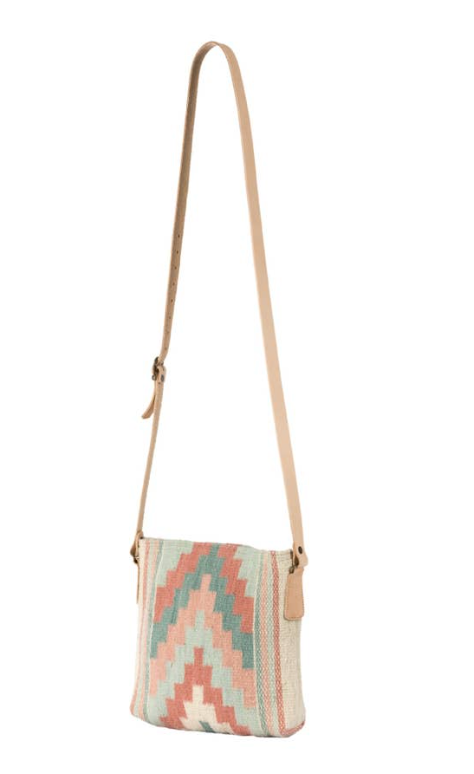 The Primavera Wool Crossbody