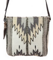 Natural Wool Crossbody