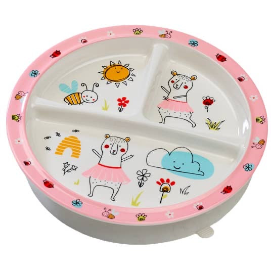 Clementine the Bear Kids Dinnerware