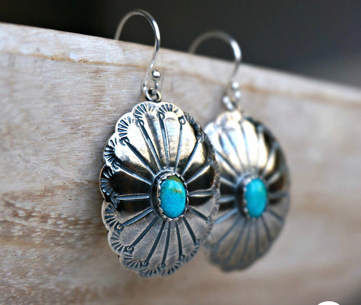 Abeytu Turquoise Earrings