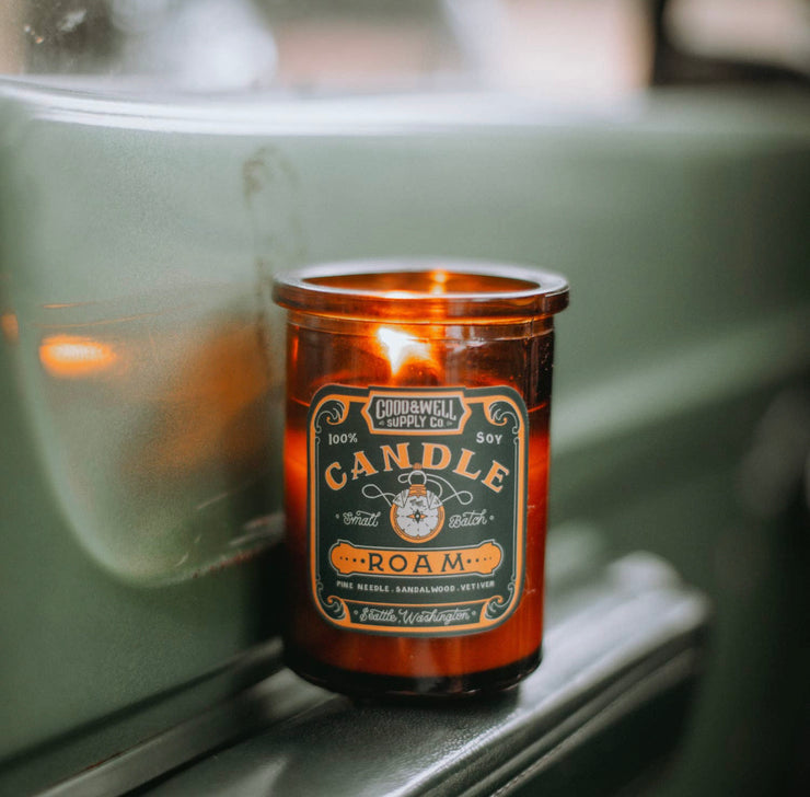 Roam Apothecary Candle