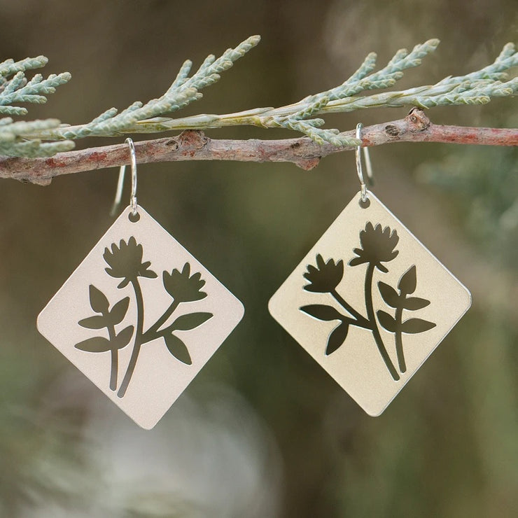 Wildflower Coutout Earrings