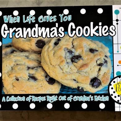 Grandma's Cookies Cookbook