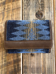 Crescent Bay Trifold Wallet - Pendleton