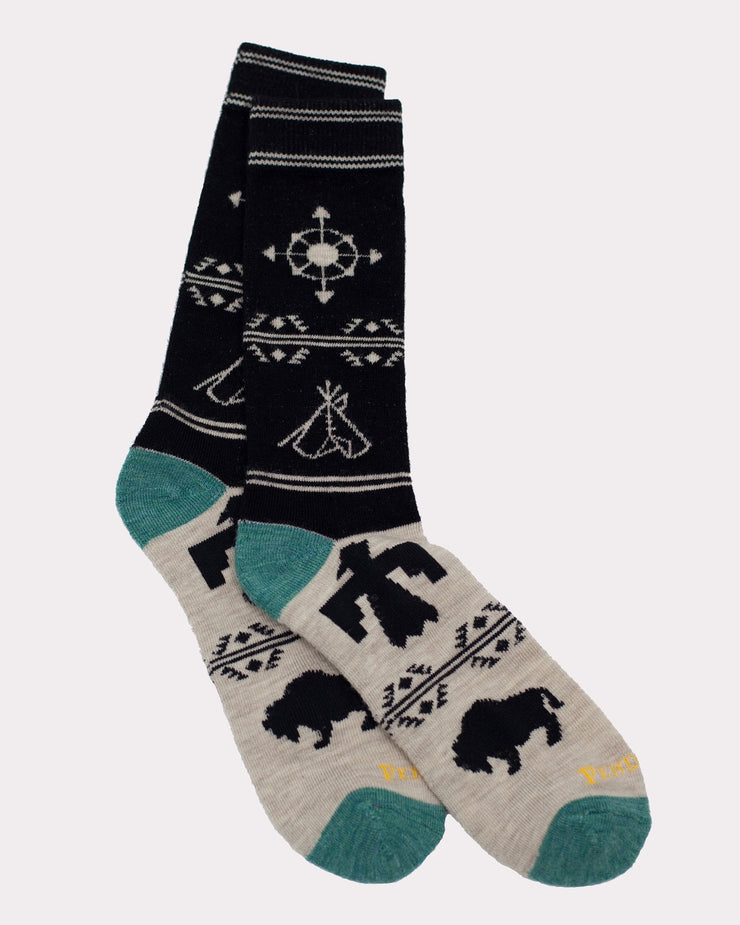 Navigator Camp Socks - Pendleton