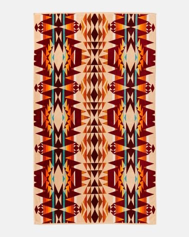 Crescent Butte Spa Towel - Pendleton