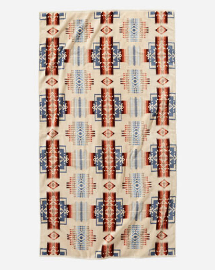 Chief Joseph Rosewood Towel - Pendleton