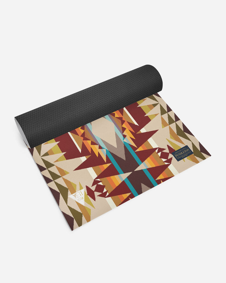 Pendleton Yoga Mat - Crescent Butte