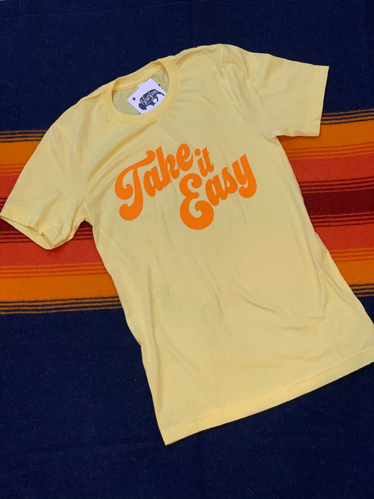The Take It Easy T-Shirt
