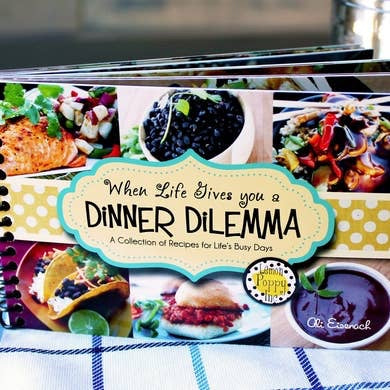 Dinner Dilemma Cookbook