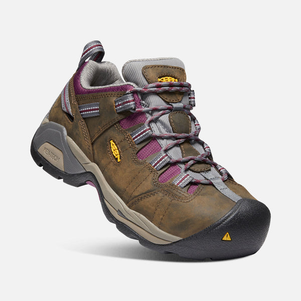 KEEN Utility - Women's Detroit Low (Steel Toe) - Style #0036