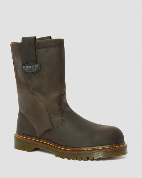 Dr. Martens - Icon Steel Toe Wellington - Style #2295 (Gaucho)