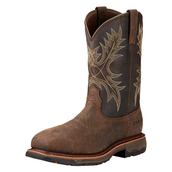Ariat 17420 WorkHog Waterproof - Intermountain Safety Shoe