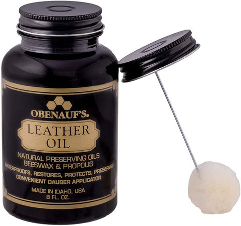 Obenauf's Leather Oil- 8oz