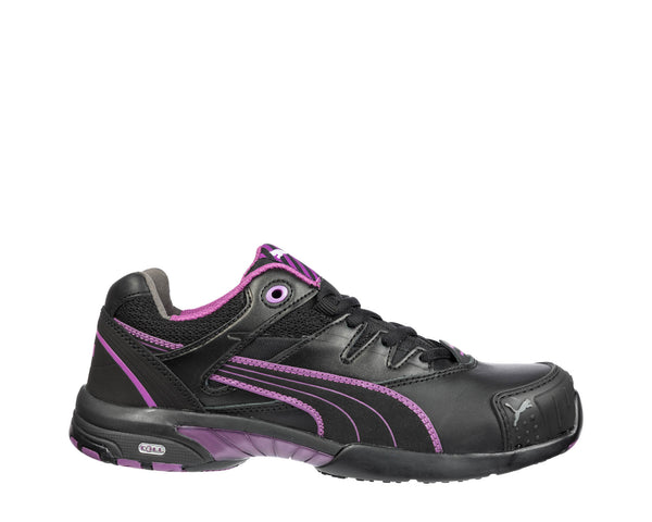 Women s Stepper Low Style  642880 - Puma Safety Shoes – Intermountain Safety  Shoe Store 49475a258819