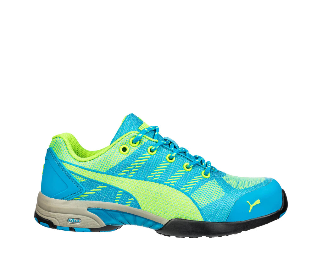 cea05057a02 Women s Celerity Knit Low Style  642900 - Puma Safety Shoes ...