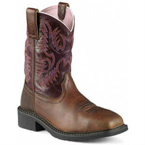 "Ariat 9"" Womens 9494 - Intermountain Safety Shoe"