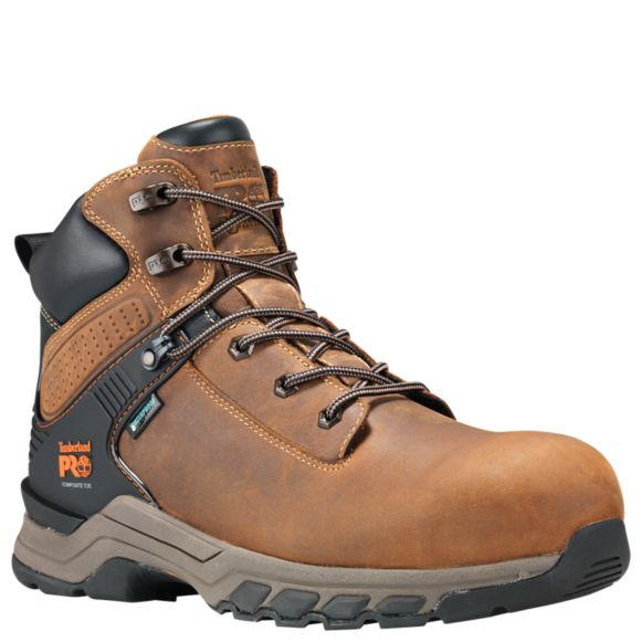 "TIMBERLAND PRO® HYPERCHARGE 6""- Style #A1RVS"