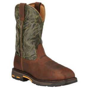 Ariat WorkHog Met Guard Composite Toe - Intermountain Safety Shoe