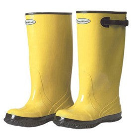 Durawear Yellow Rubber Over-The-Shoe