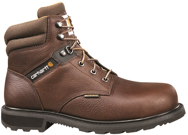 "Carhartt 6"" Brown Work Boot - Style #6264"