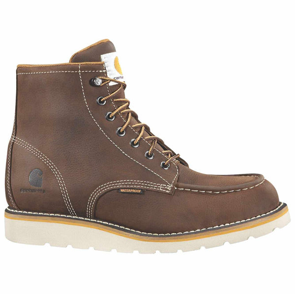 "Carhartt - 6"" Steel Toe Wedge Boot-Style #6295"