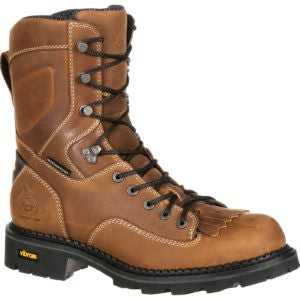 Georgia Boot Waterproof Logger GB-00123 - Intermountain Safety Shoe