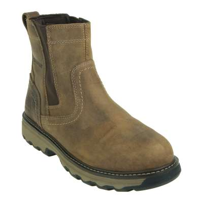 CAT -  Pelton Steel Toe Work Boot - Style #90721